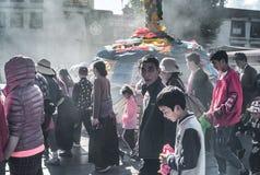 Ναός Jokhang στοκ φωτογραφίες