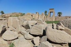 Ναός Karnak - Αίγυπτος Στοκ φωτογραφία με δικαίωμα ελεύθερης χρήσης