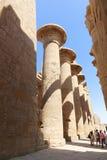 Ναός Karnak - Αίγυπτος Στοκ Εικόνες