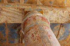 Ναός Karnak - ο περισσότερος τεράστιος ναός στην Αίγυπτο Στοκ εικόνες με δικαίωμα ελεύθερης χρήσης