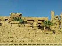 Ναός Karnak Στοκ εικόνες με δικαίωμα ελεύθερης χρήσης