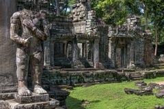 Ναός Kdei Banteay, Angkor Wat, Καμπότζη Στοκ φωτογραφία με δικαίωμα ελεύθερης χρήσης