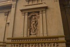 Ναός Kelaniya Στοκ Εικόνες