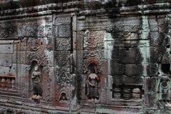 Ναός Khan Preah σε Angkor Στοκ εικόνα με δικαίωμα ελεύθερης χρήσης