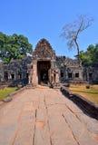 Ναός Khan Preah, Angkor Wat Στοκ εικόνες με δικαίωμα ελεύθερης χρήσης