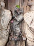 Ναός Khidrapur Kopeshwar Στοκ φωτογραφία με δικαίωμα ελεύθερης χρήσης