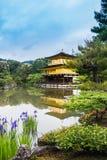 Ναός kinkaku-Ji Στοκ εικόνα με δικαίωμα ελεύθερης χρήσης