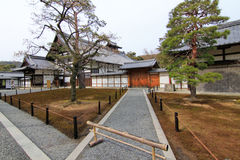 ναός kinkakuji στοκ εικόνες