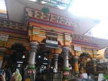 Ναός Krishna Radha στοκ εικόνες