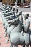 Ναός Leitai Στοκ φωτογραφίες με δικαίωμα ελεύθερης χρήσης