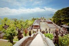 Ναός Lempuyang Pura. Μπαλί Στοκ εικόνα με δικαίωμα ελεύθερης χρήσης