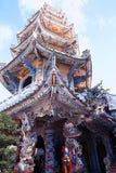 Ναός Linh Phuoc παγοδών στη DA lat, η θρησκευτική λάρνακα στο Βιετνάμ Στοκ φωτογραφία με δικαίωμα ελεύθερης χρήσης
