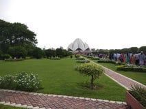 Ναός Lotus στοκ εικόνα