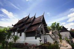 Ναός Luang che-Di Wat Στοκ φωτογραφία με δικαίωμα ελεύθερης χρήσης