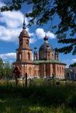 ναός luhomskogo tikhon Στοκ Φωτογραφίες