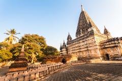 Ναός Mahabodhi σε Bagan, το Μιανμάρ Στοκ Εικόνα