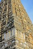 Ναός Mahabodhi, Bagan, το Μιανμάρ Στοκ φωτογραφία με δικαίωμα ελεύθερης χρήσης