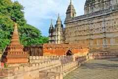 Ναός Mahabodhi, Bagan, το Μιανμάρ Στοκ φωτογραφίες με δικαίωμα ελεύθερης χρήσης