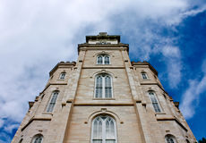 ναός manti Στοκ Εικόνες