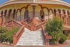 Ναός Mayapur, έδρα ISKON Στοκ Φωτογραφίες