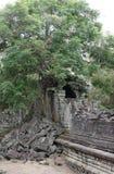 Ναός Mealea Beng, Angkor Wat, Καμπότζη Στοκ Εικόνα