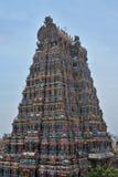 ναός menakshi του Madurai Στοκ φωτογραφία με δικαίωμα ελεύθερης χρήσης