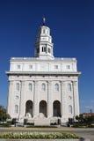 ναός nauvoo στοκ εικόνες