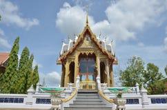Ναός Nontaburi Ταϊλάνδη Bangpai Στοκ Φωτογραφίες