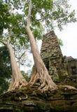Ναός Palilay Preah σε Angkor σύνθετο, Καμπότζη Στοκ Φωτογραφία