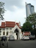 Ναός Pathumwanaram Wat Στοκ φωτογραφία με δικαίωμα ελεύθερης χρήσης