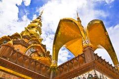 Ναός Phasornkaew σε Phetchabun Ταϊλάνδη Στοκ Φωτογραφία