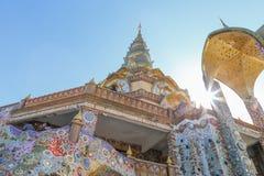 Ναός Phasornkaew Wat Στοκ Εικόνες