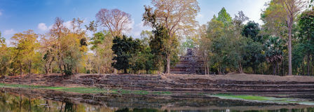 Ναός Phimeanakas σε Angkor σύνθετο, Καμπότζη Στοκ Εικόνα