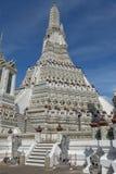 Ναός Pho Wat στη Μπανγκόκ, Ταϊλάνδη Στοκ Εικόνες