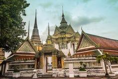 Ναός Pho Wat, όμορφη λεπτομέρεια, Ταϊλάνδη Στοκ φωτογραφία με δικαίωμα ελεύθερης χρήσης