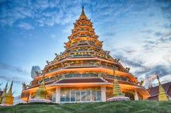 Ναός Pla Kung Huai στο κινεζικό ύφος Στοκ Εικόνες