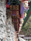 Ναός Po Lin στο Χονγκ Κονγκ μοναστηριών Στοκ Φωτογραφία