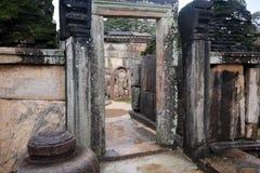 Ναός Polonnaruwa Στοκ φωτογραφία με δικαίωμα ελεύθερης χρήσης