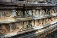 Ναός Polonnaruwa Στοκ φωτογραφίες με δικαίωμα ελεύθερης χρήσης
