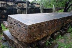 Ναός Polonnaruwa στοκ εικόνες