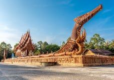Ναός Pra Sarn Sook Sra, Ubon Ratchathani Provinc Στοκ φωτογραφία με δικαίωμα ελεύθερης χρήσης
