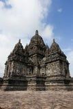 Ναός Prambanan κοντά σε Yogyakarta Στοκ φωτογραφίες με δικαίωμα ελεύθερης χρήσης
