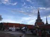 Ναός Pratad Wad Στοκ φωτογραφίες με δικαίωμα ελεύθερης χρήσης