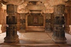 Ναός Rama Hazara, Hampi, Karnataka Στοκ εικόνα με δικαίωμα ελεύθερης χρήσης