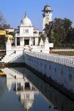 ναός rani pokhari του Κατμαντού Νεπά&lam Στοκ Εικόνα