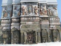 Ναός Rishikesh Ινδία Bharat Mandir Sri Στοκ φωτογραφίες με δικαίωμα ελεύθερης χρήσης