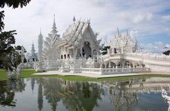 Ναός Rongkhun Στοκ εικόνες με δικαίωμα ελεύθερης χρήσης
