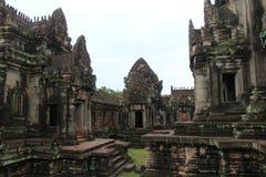 Ναός Samre Banteay Καμπότζη Το Siem συγκεντρώνει την επαρχία Το Siem συγκεντρώνει την πόλη Στοκ εικόνα με δικαίωμα ελεύθερης χρήσης