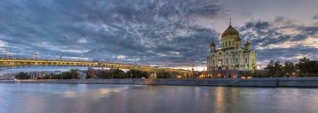 ναός savior Χριστού Στοκ Φωτογραφίες