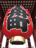 Ναός Sensoji, Taito, Ιαπωνία Στοκ φωτογραφίες με δικαίωμα ελεύθερης χρήσης